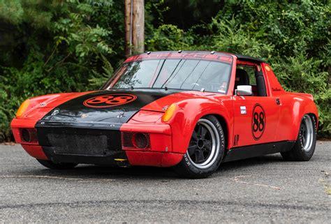 1972 Porsche 914 Race Car For Sale On Bat Auctions