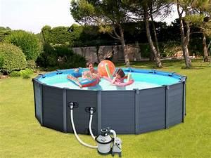 Piscine Intex Hors Sol : piscine hors sol intex arts et voyages ~ Dailycaller-alerts.com Idées de Décoration