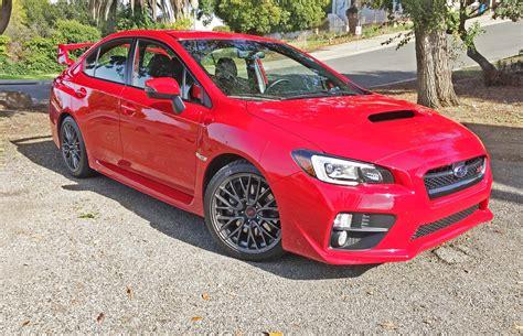 This Latest Iteration Subaru Wrx Sti Brings The Brand's