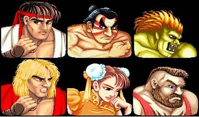Warrior Fighter Street Ii Super Turbo Shoryuken