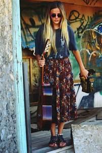 Mode Hippie Chic : how to style boho chic 2019 ~ Voncanada.com Idées de Décoration