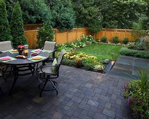 Landscape: landscape ideas for small backyard Small