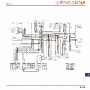 Xl200 Wiring Diagram