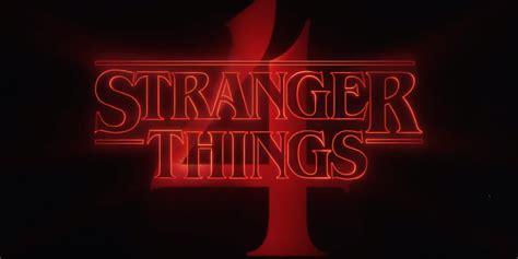 stranger  season  netflix releases  teaser