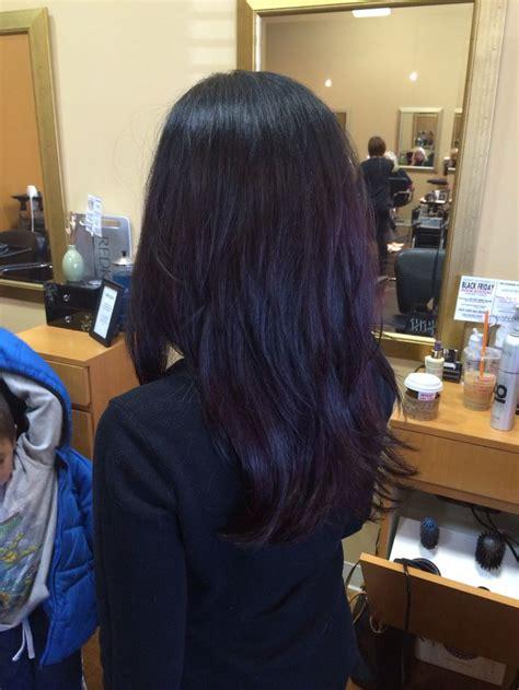 25 Best Ideas About Black Cherry Hair On Pinterest