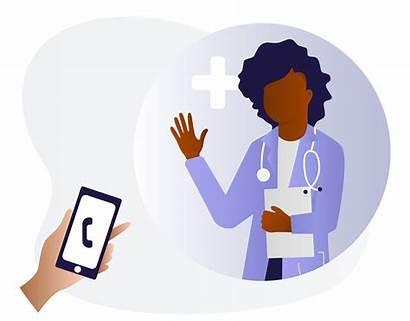 Telemedicine Visits Virtual Healthcare