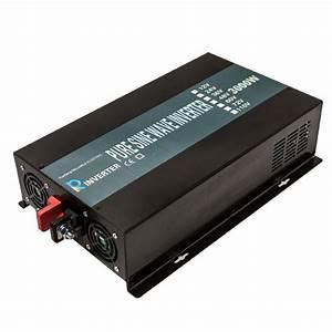 Pure Sine Wave Inverter 3000w Power Inverter 48v To 120v