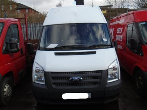 ford transit long wheel base  plate amk services