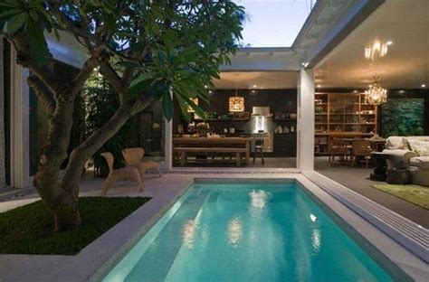 Don't Want Pool Too Close To The Main Living Areas Of The