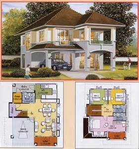 villa house plans architecture khmer villa house plan collection 01
