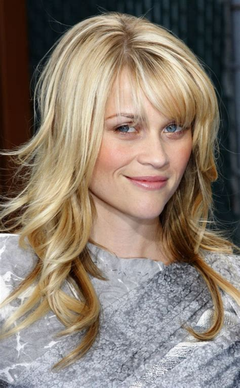 25 best ideas about long hairstyles with bangs on