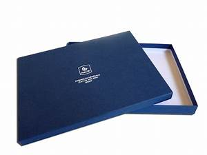 Boite En Carton Avec Couvercle : boite et couvercle en carton rembord petites series ~ Dode.kayakingforconservation.com Idées de Décoration