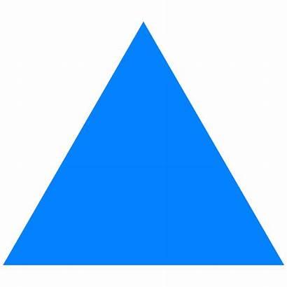 Fractal Triangle Fractals Sierpinski Solid Triangles Iteration