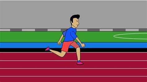Acara lari estafet terbesar di dunia adalah holmenkollstafetten di norwegia, 2.944 tim yang beranggotakan 15 orang di setiap tim ikut berkompetisi di acara ini. Download 54 Gambar Animasi Orang Lari HD Free - Gambar Animasi