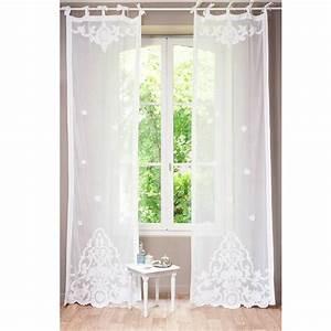 tende maison du monde organza grey double eyelet curtain With maison du monde plaid