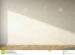 Empty White Wall Stock Photo - Image: 58935874