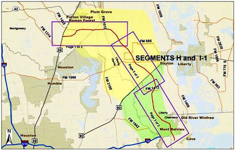 grand parkway segments planned