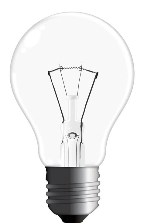 How To Draw A Light Bulb by How To Draw A Realistic Vector Light Bulb From Scratch