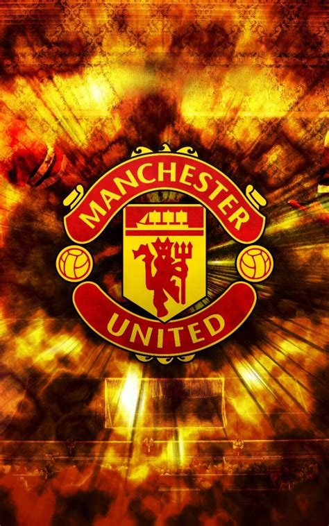Download Wallpaper 800x1280 Manchester united, Background ...