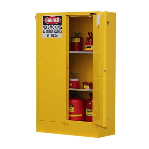 Flammable Liquid Storage Cabinet Home Depot by Flammable Liquid Chemical Storage Cabinets Seton Australia