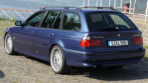 Bmw 5 Series Touring Alpina B10 3.3t Oemstyle