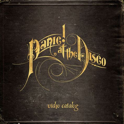 Best Panic At The Disco Album Panic At The Disco Catalog Album Cover By Panic At