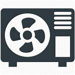 Icon Unit Air Ac Conditioning Icons Clipart
