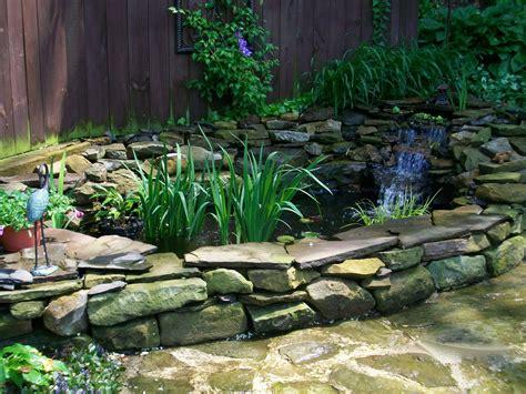 backyard pond kits building a backyard pond using a pond kit building a