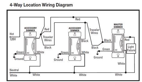wire aspire   switch    master dimmer