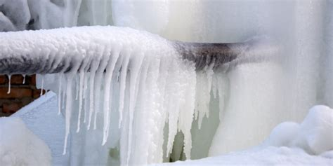 avoid  pipe freeze  winter action insurance group