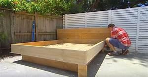 Lit De Jardin Double : ce papa construit un lit pour le jardin mais attendez de ~ Dailycaller-alerts.com Idées de Décoration