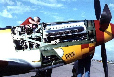 the rolls royce merlin powered the p 51 mustang