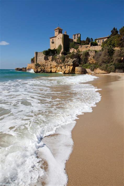 costa dorada beaches tamarit tarragona spain stunning tarragone holiday espagne