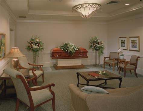 Funeral Home Interior Design