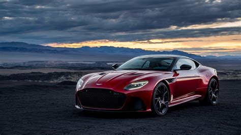 Aston Martin Dbs Superleggera 2018 4k Wallpaper