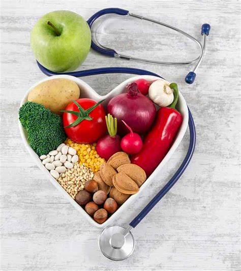 healthy food important