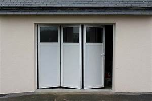 luminal pose de votre porte de garage sur brest quimper With pose porte garage