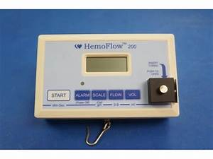 Applied Science 200 Hemoflow Blood Draw Monitor And