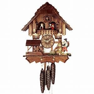 1-Day Musical Cuckoo Clocks | German Cuckoo Clocks ...