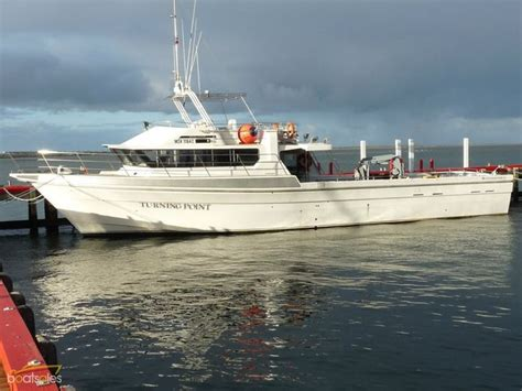 Fishing Boat Charter For Sale by Used 1998 Westcoaster Charter Boat For Sale Boatsales