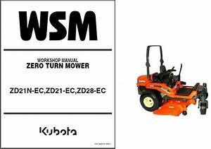 Kubota Zd21 Parts Manual Pdf