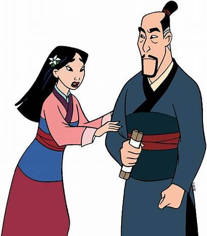 Mulan Fa Clip Zhou Disney Disneyclips Li