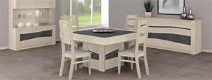 Meuble Tv Bois Massif Moderne : meuble bois massif contemporain table de lit ~ Teatrodelosmanantiales.com Idées de Décoration