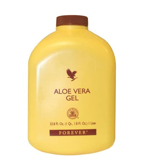 18% Off On Forever Living Aloe Vera Gel 1 Pc On Snapdeal