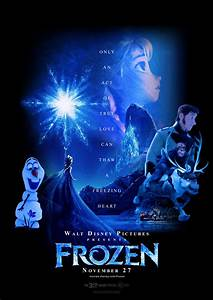 Frozen images Frozen Poster (Fan made) HD wallpaper and ...