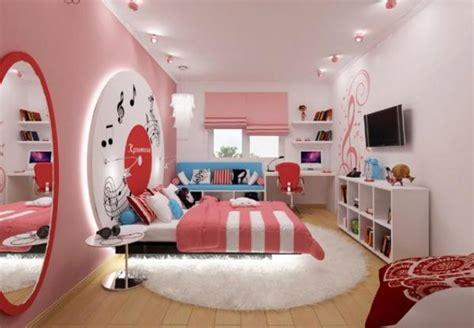 d馗oration chambre ado fille moderne décoration chambre fille