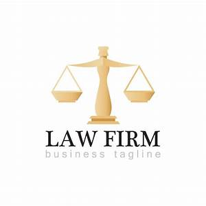 Law Firm Logo Template Vector | Free Download