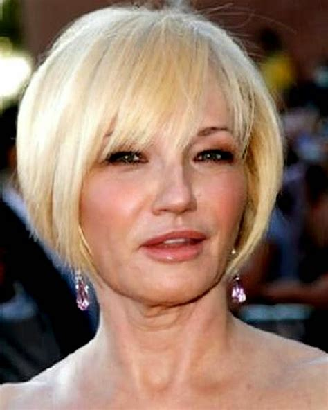 inspiration short hair styles for over 60 beautiful