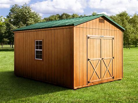 storage sheds on the original prefab storage sheds woodtex
