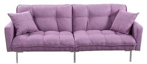 Modern Plush Tufted Linen Best Prices Purple Sleeper Sofa